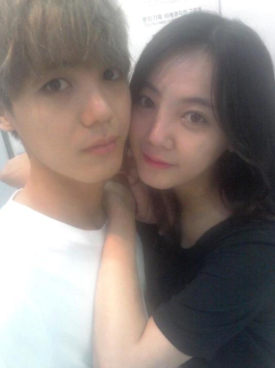 這讓許多韓國人無法理解,都覺得弟控情節太誇張,姊姊真的太愛Mir了XD
