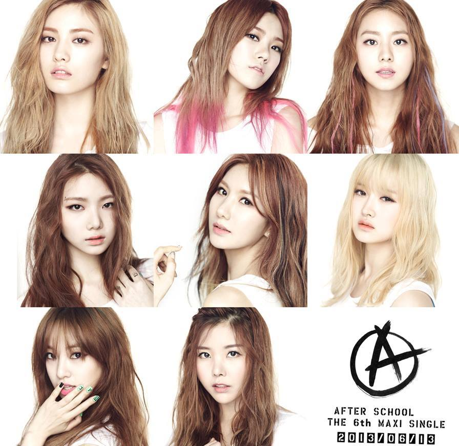 ★ After School :: 337 天 ★  After School 是韓國演藝圈中唯一具有畢業和入學制度的團體,2009 年出道的她們以第二張單曲《因為你》獲得一位,其中 SBS 人氣歌謠的部分,更是連續三周獲得一位的肯定。