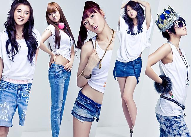 ★ 4Minute :: 101 天 ★  4Minute 是 Cube 娛樂在 2009 年所推出的五人女團,她們以首張迷你專輯《For Muzik》的主打歌《Muzik》分別在人氣歌謠和 M! Countdown 得到一位。