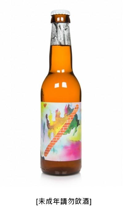 To Øl的「Garden of Eden」(伊甸花園)雖然一開始有啤酒花的微苦,不過很快就可以感受到熱帶水果的甜美與果酸!加入番石榴、杏桃、木瓜、百香果及芒果,就像在伊甸園中初嘗禁果的滋味!
