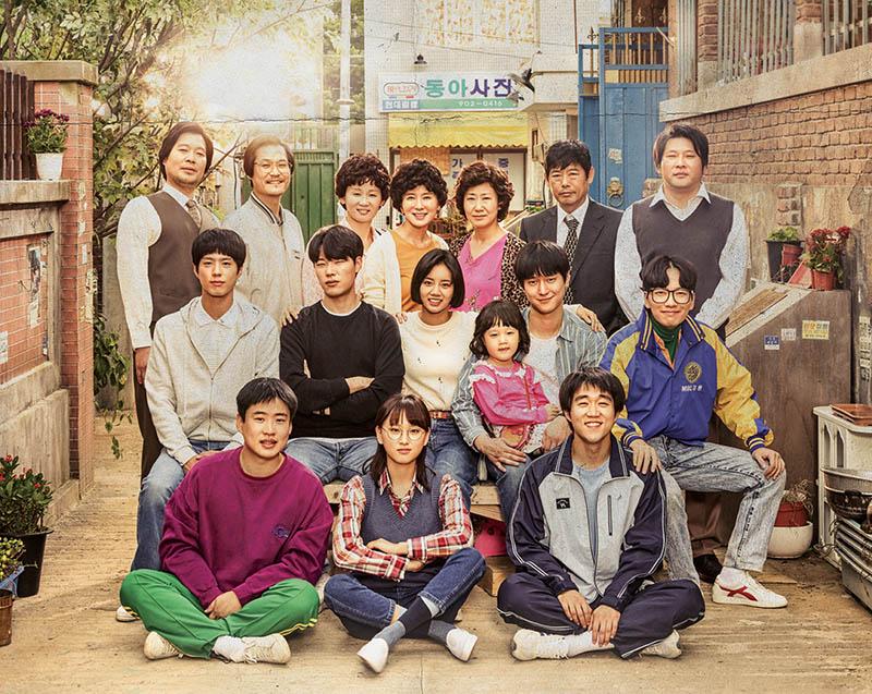 很快就將在11月接檔的《請回答1988》 希望也能繼續引領tvN的好戲風潮!