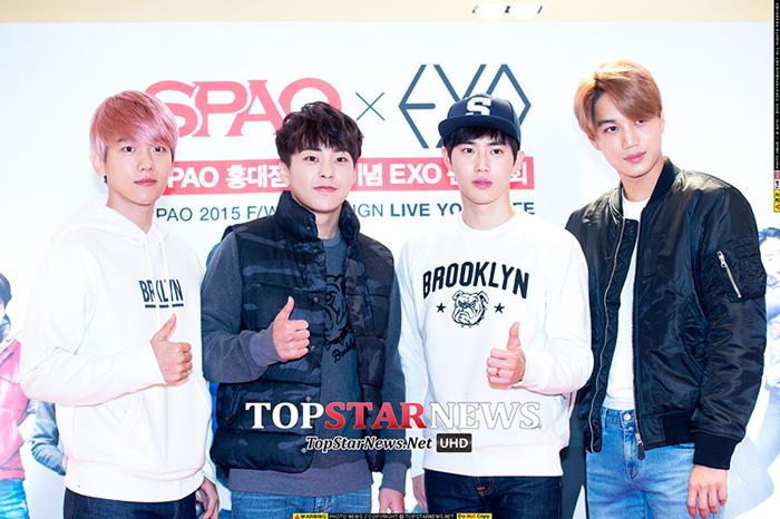 雖然每天更新EXO的 IG 已經變成必要行程 但看到韓國粉絲前幾天暴風更新EXO的簽名會... 想必讓海外飯們又羨慕又嫉妒