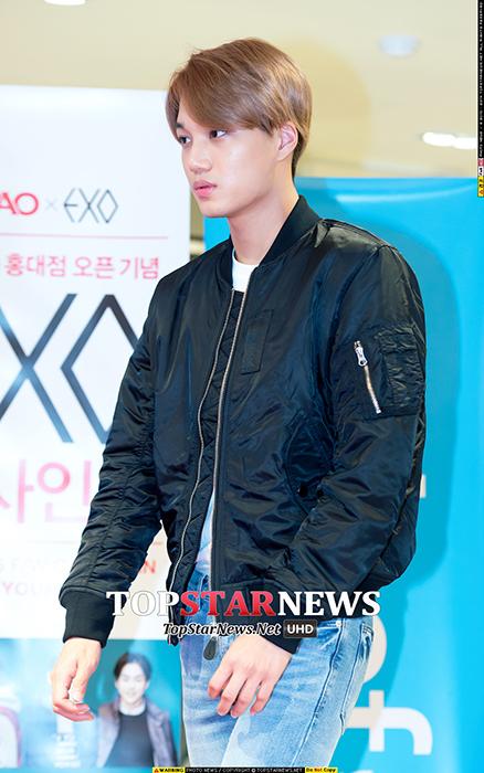 但小編想問...為什麼同樣是這家服飾 為什麼EXO穿起來感覺就是價值不一樣?