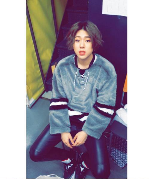 網友覺得 Block B 的 ZICO 算是「冷美男」,大家覺得呢?小編自己覺得他也滿狗狗臉的啊XD