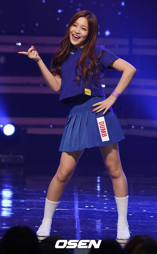 新人女團怎麼能少了Red Velvet!2015年加入的Yeri