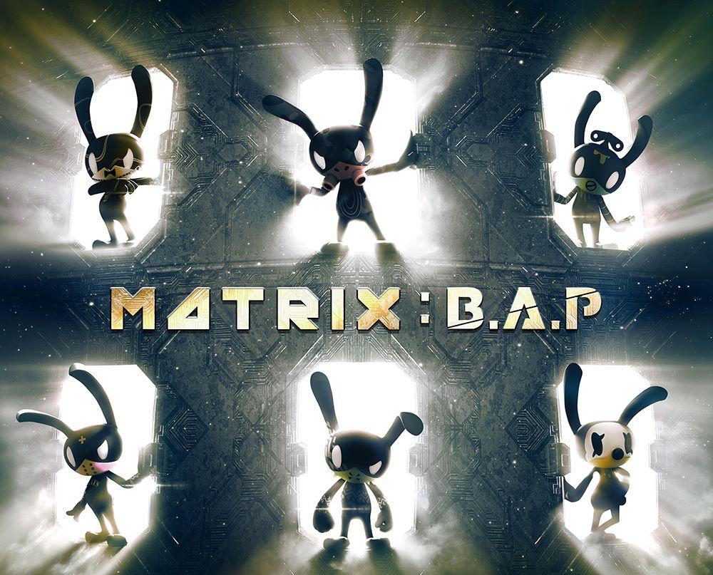 各位 BABY 們(B.A.P歌迷名稱)準備好了嗎?吼~都多久沒有看到 Matoki 了(默默拭淚)