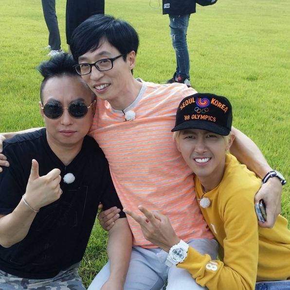 在韓國只有3個明星沒有Anti,劉在錫就是其中之一,作為韓國「國民MC」,他在韓國擁有很高的人氣。