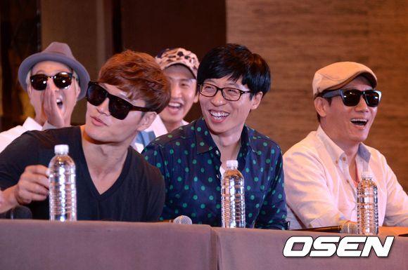 當初因行程太忙,劉在錫方面表示要錄製其它的節目,將不會參加北京站的粉絲見面會。