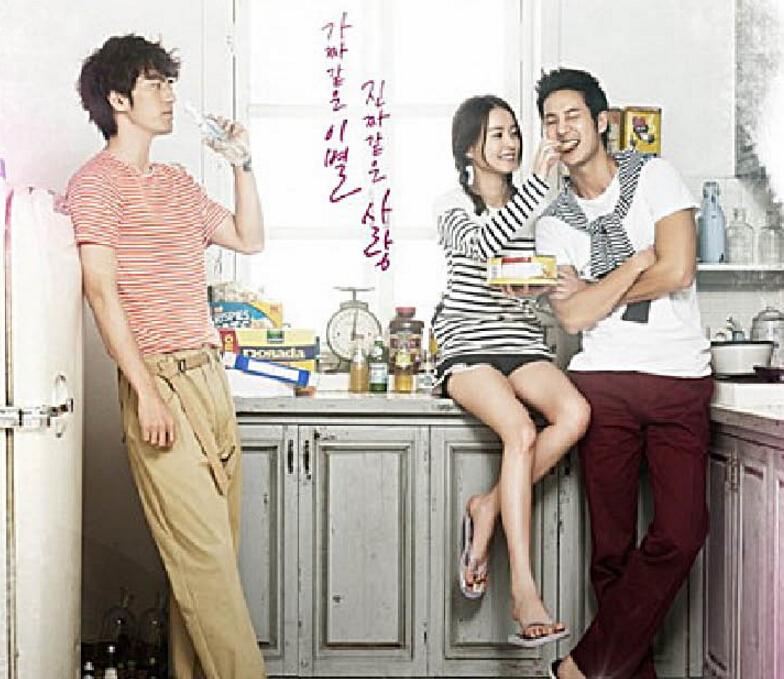 #7位 需要浪漫2012(2012) 主演:鄭有美 李陣郁 講述了圍繞著三個女人的事業、愛情、友情所發生的一系列故事。