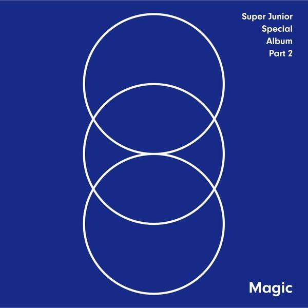 專輯封面的設計,可能攸關銷售銷量,雖然之前Super Junior的這張《Magic》專輯封面被嫌到要死~說這設計好偷懶....