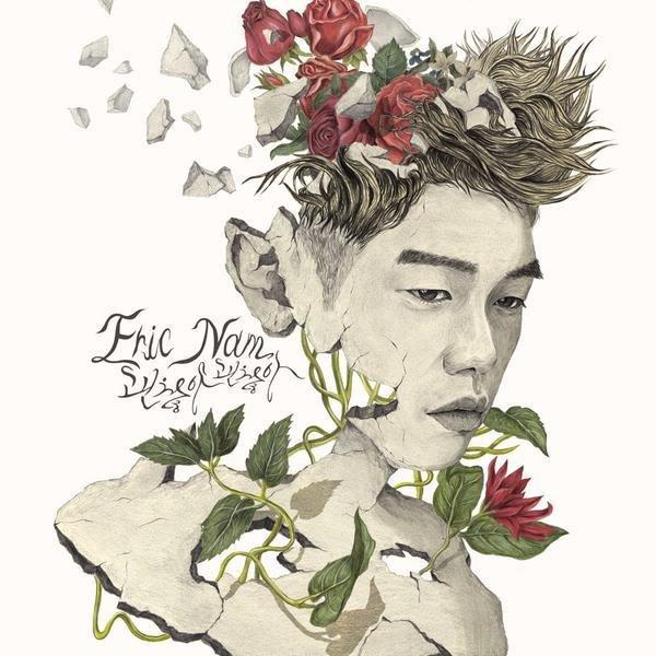 6. Eric Nam  第二張數位單曲《I'm OK》(2015)