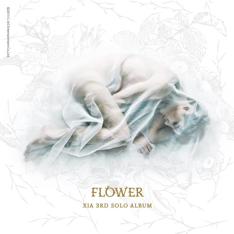 8. JYJ 俊秀 第三張正規專輯《Flower》(2015)