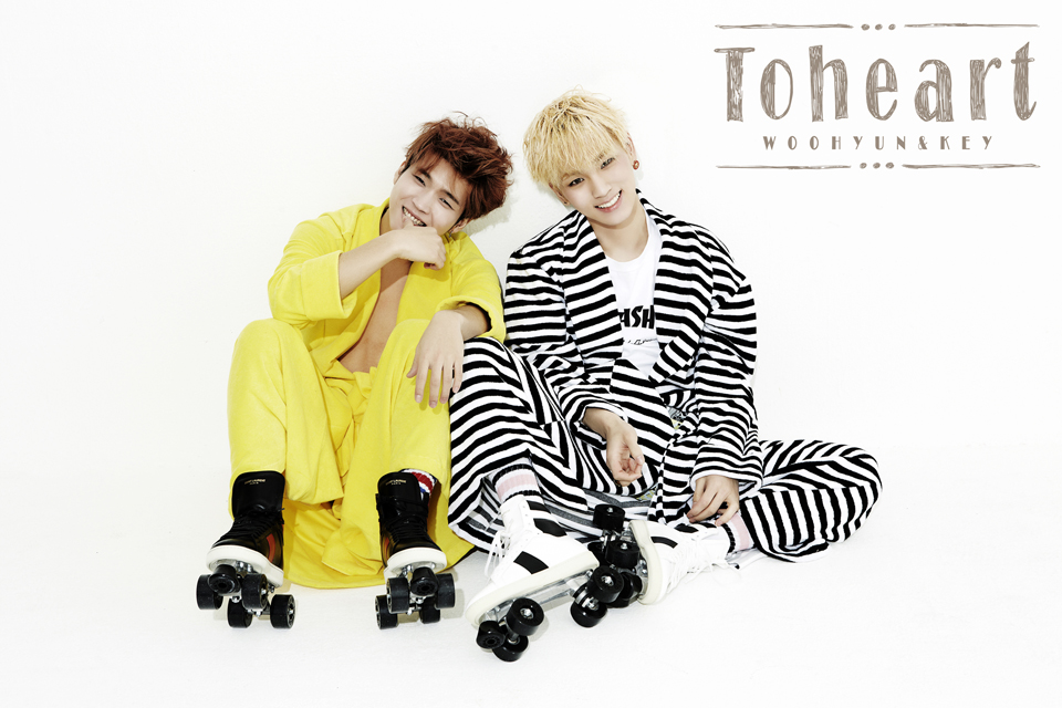 他們還組成小分隊「Toheart」一起發過專輯活動過。