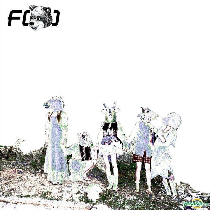10. f(x)  第二張迷你專輯《Electric Shock》 (2011)