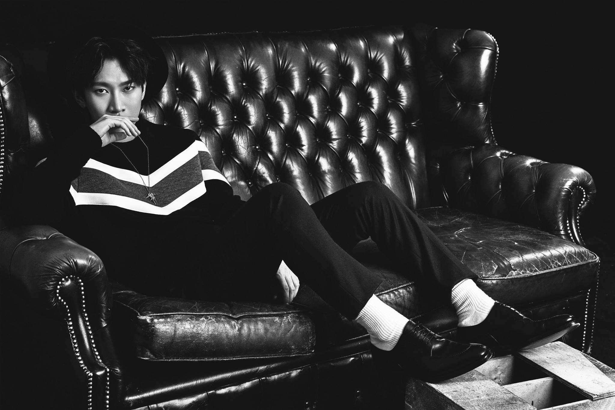 8.BTOB恩光 是粉絲就會知道恩光的音域很廣,之前也在節目《不朽的名曲》中展現自己的好歌喉,也讓不少韓國人都驚豔他的歌唱實力。
