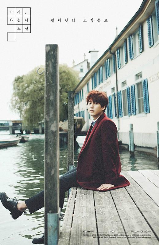 11.Super Junior圭賢 圭賢不只很會唱,也擁有充滿厚度的溫暖音色,音域也寬到有中國歌迷製作了解析圭賢音域的影片XD