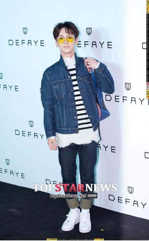 前陣子的首爾時尚周,Key如牛奶般白皙的皮膚也再度被媒體注意到