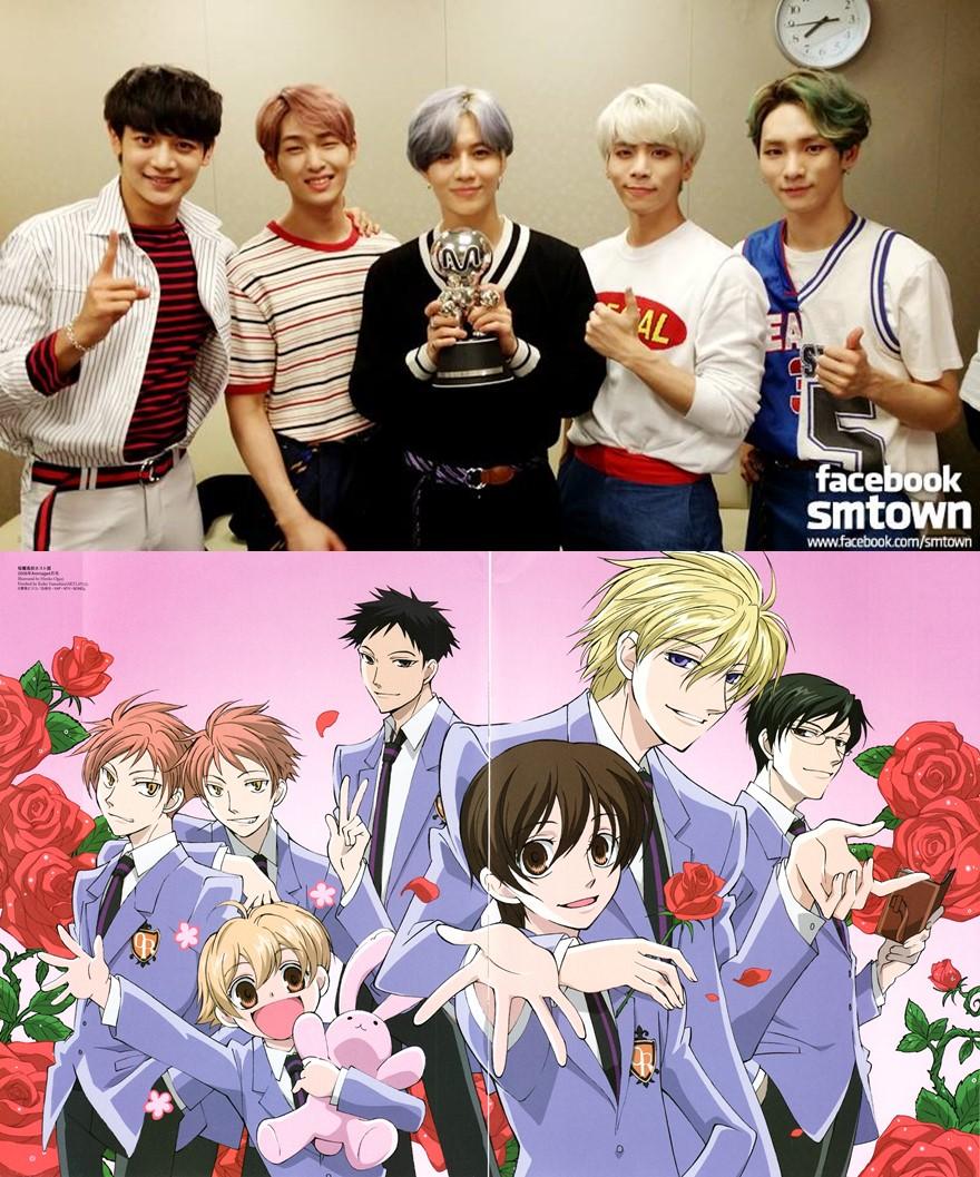 漫畫中的主要角色也都有自己的屬性,快一起來看看韓國網友是怎麼對應角色的吧~