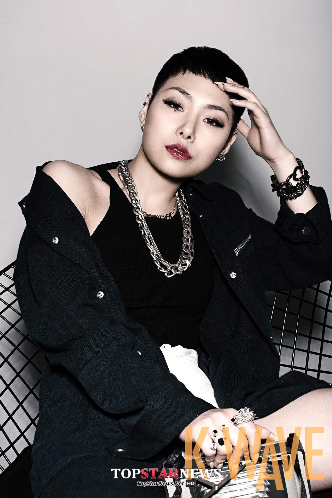 跟CL同樣獲得10%得票率的,還有《Unpretty Rapstar》冠軍的Cheetah,因為「舞台上強烈存在感、現場唱得甚至比CD好、歌詞超有sense」而獲得青睞~