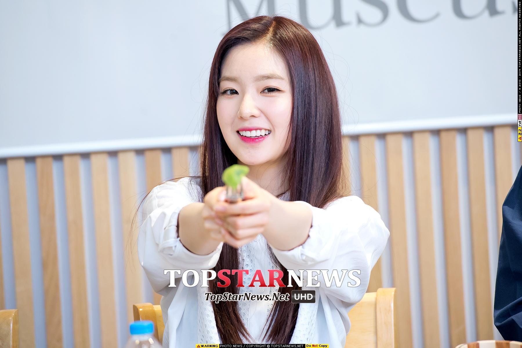 No. 8 Red Velvet Irene 得票率4.2% 少女時代的師妹團體Red Velvet最近人氣直線上升,其中隊長Irene的優質外貌也被注意到~打敗許多美女奪下第8