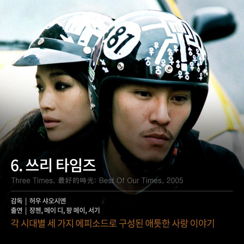 導演:侯孝賢 演員:舒淇、張震