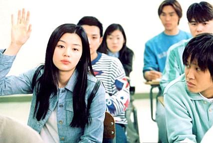 韓國電影從早期的「假如愛有天意」、「我的野蠻女友」這些純愛故事開始演變