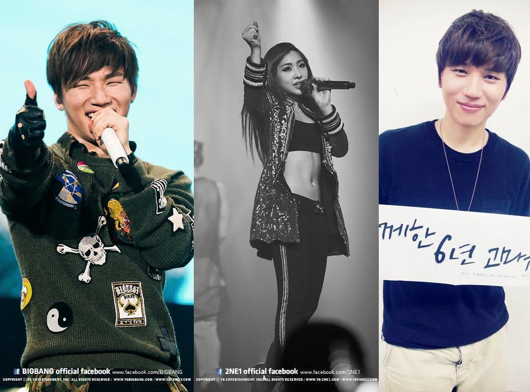 6.大聲–Minzy–K.Will