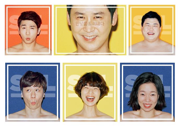 看到標題「能讓偶像崩壞」的節目 想必許多人已經猜到了 到底是哪個節目這麼神通廣大 答案就是由申東燁、劉世允及多位諧星共同演出的「SNL Korea」