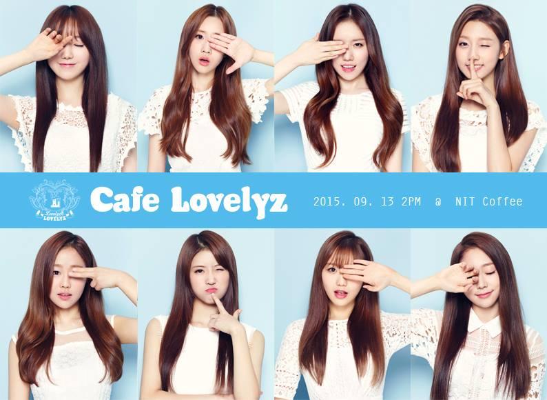 No.4 Lovelyz +441 Infinite的師妹團Lovelyz也是後勢看漲,發新專輯之後粉絲總人數已經到達3萬5782名,與女團官方粉絲人數相比,已經爬升到第11大粉絲團囉! 眼看就要擠進前十!