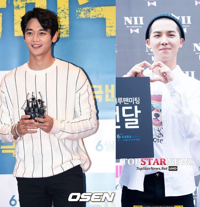 韓國媒體指出兩人不只擁有同樣的名字,也擁有了可以緊抓住女心的特質~
