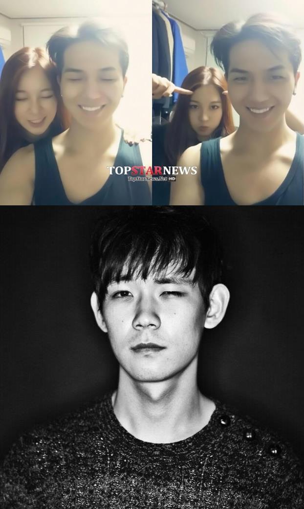 再來是珉豪和閔浩都有帥氣漂亮的哥哥和妹妹