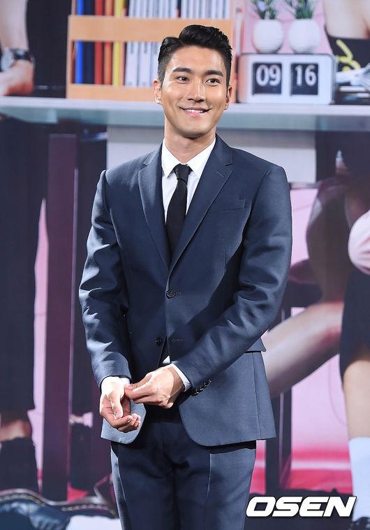 #5位 Super Junior ☆ 崔始源 出道至今,拍攝了眾多影視作品!有《Oh My Lady》、《墨攻》、《波塞冬》、《電視劇帝王》、《破風》,以及最近很熱的《她很漂亮》,非常的努力!