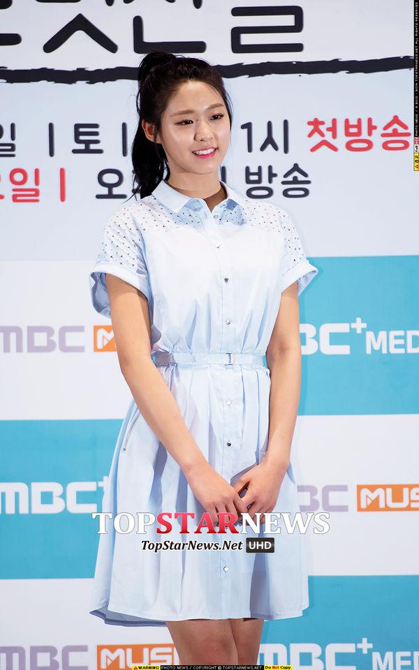 #4位  AOA ☆ 金雪炫 既清純又性感,擁有雙面魅力!代表作《江南1970》、《橘皮馬末蘭果醬》、《醜八怪警報》等。