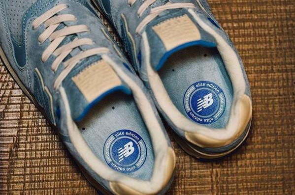 復古的設計從鞋舌、到車縫線的細節都不放過啊~