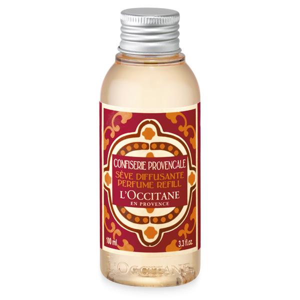L'OCCITANE蜜餞果子家居空間擴香 平時喜歡酸甜蜜餞的人一定也會愛上這個味道♥