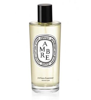 diptyque琥珀室內噴霧 皮革mix木質香調 是稀有珍貴的琥珀香氣