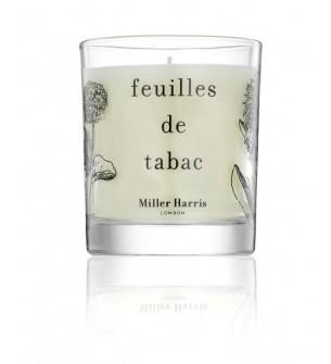 Miller Harris巴黎菸草香氛蠟燭 浪漫的煙燻木香調 是大人時髦的味道♥