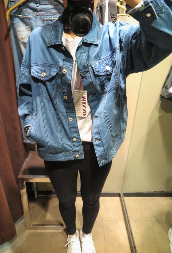 [IndigoㅣM size] 各位觀眾!終於看到今天第一件認真的長版外套了 獨特的顏色和質感 一穿就懂為何韓國這麼多潮人為他傾倒 紛紛入手一件