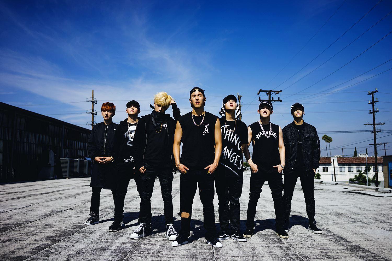 TOP 5. MONSTA X 第二張迷你專輯《RUSH》(2015/09/07) 專輯銷量: 27,271張