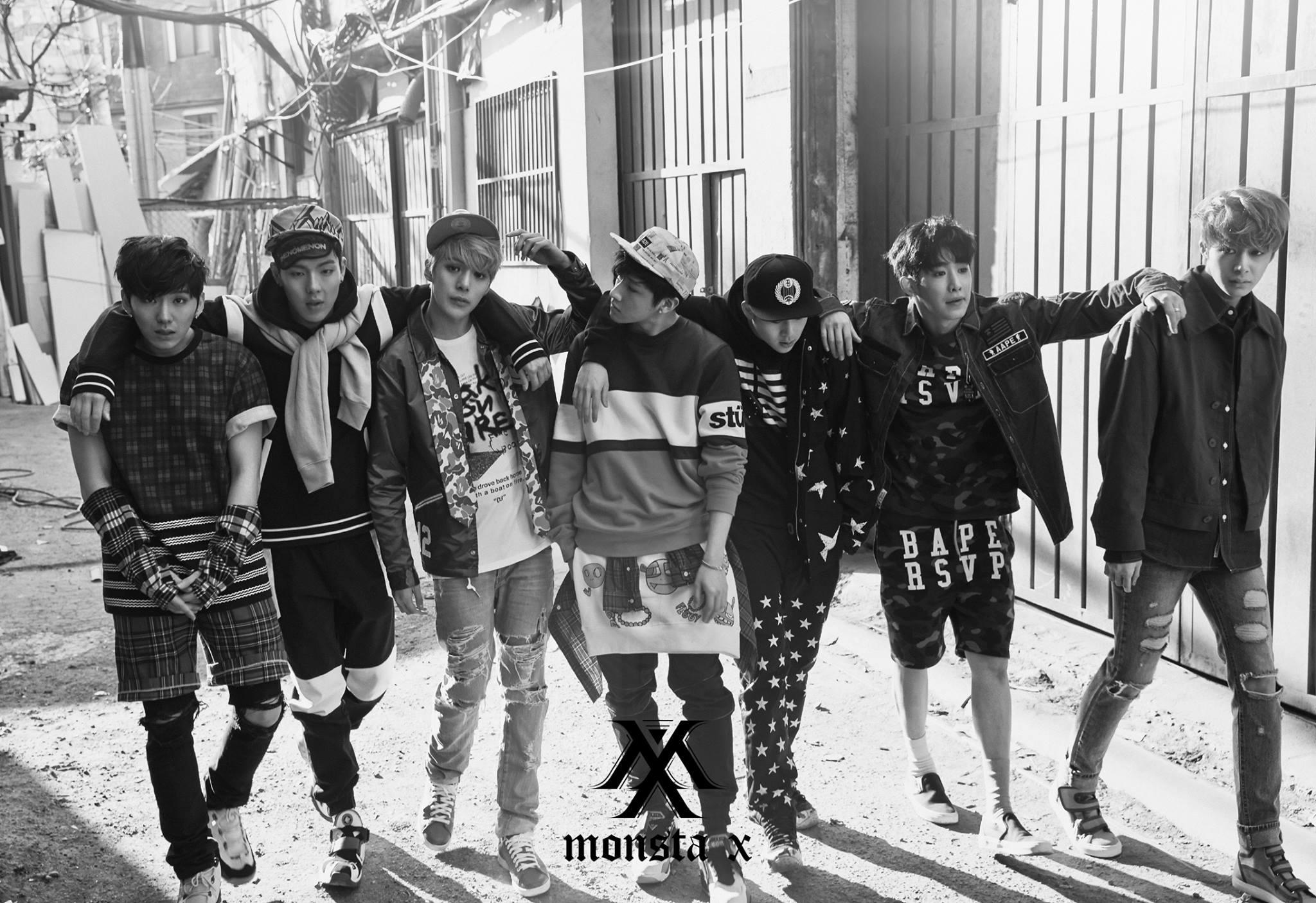 TOP 4. MONSTA X 首張迷你專輯《TRESPASS》(2015/05/14) 專輯銷量: 33,861張