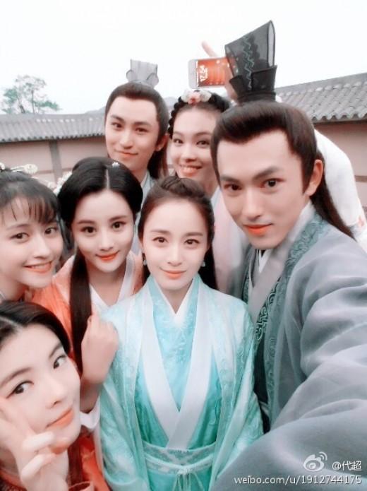 5.金泰熙《書聖王羲之》 這部中國戲劇主要在敘述東晉時期著名書法家「王羲之」的一生,金泰熙飾演王羲之的太太XD太妙了啦~