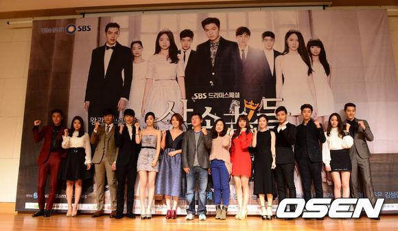 2013年的一部《繼承者們》讓我們見識了電視中的韓國「富二代」,今天小编就要跟大家扒一扒韓國娛樂圈現實中的「繼承者」們。
