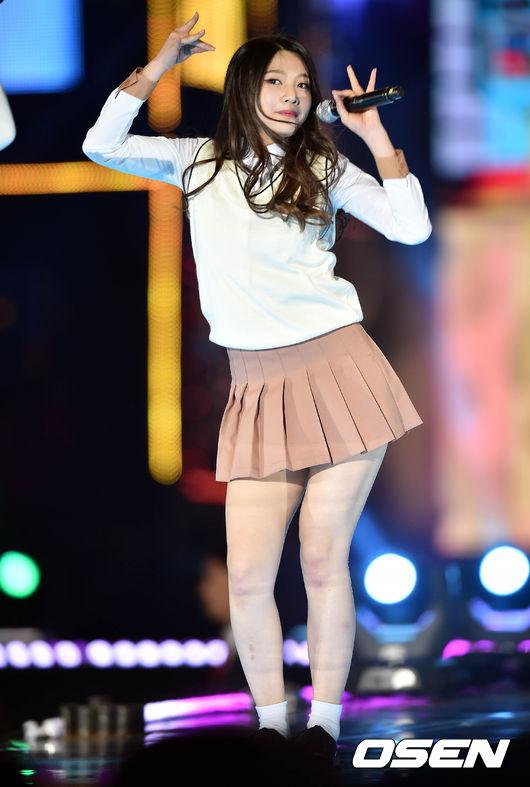 最近經常跑拼盤演唱會的Red Velvet,被目睹了Joy的真實面貌