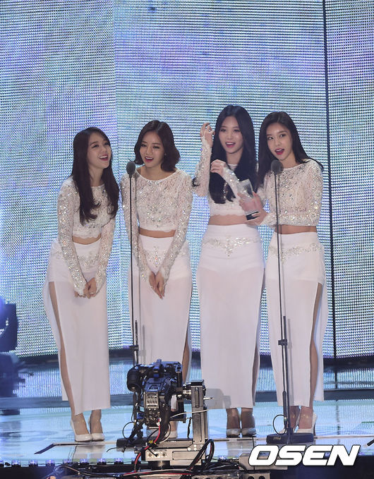 2015 Melon Music Award(簡稱MMA)將在明天晚上揭曉,是今年末第一個舉辦的音樂界大型頒獎典禮!