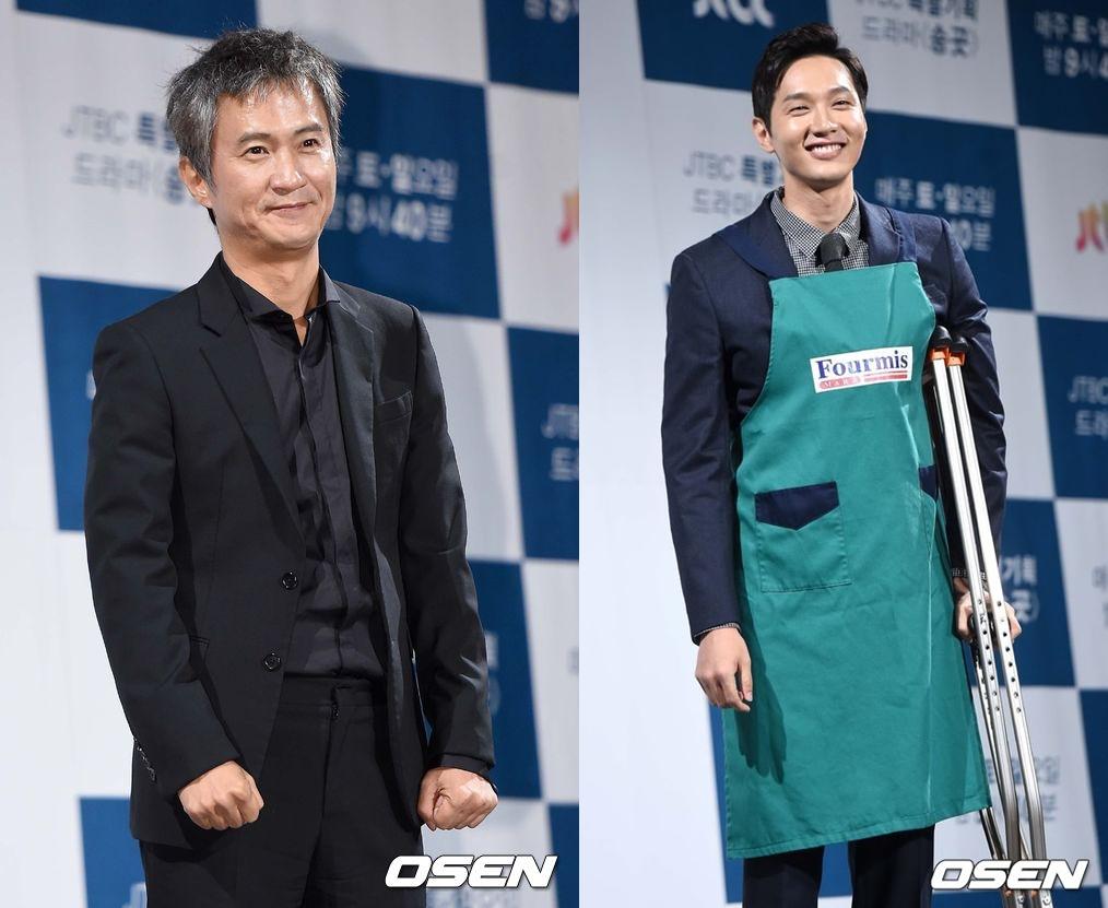 《錐子》是由實力派演員智鉉寓、安內相領銜主演。