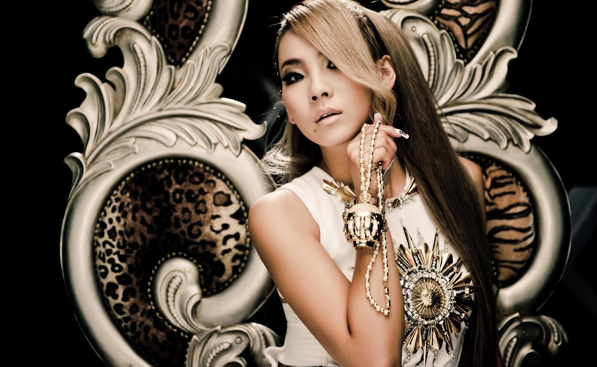 喔賣尬!!2NE1的隊長CL終於要在美國出道了嗎?