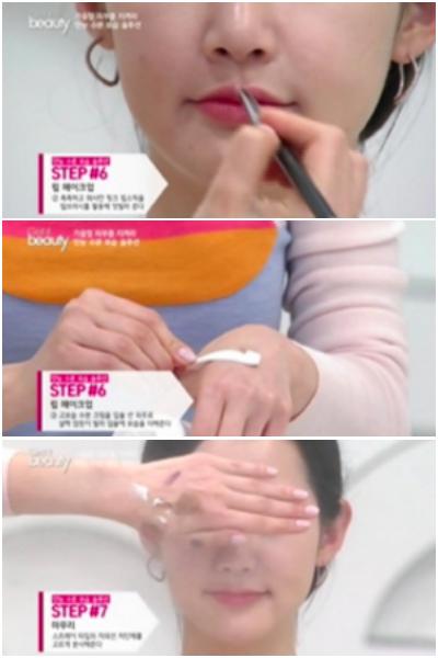 秋季唇妝則適合玫瑰色調的柔和唇彩,另外上完唇色再抹上薄薄一層的保濕霜可以避免脫皮與乾裂,比起護唇膏,保濕效果更加倍!