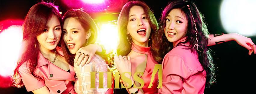 當然JYP顧著推新人,也沒忘了老功臣!miss A的《Only You》雖然對上強敵EXO,但是不可諱言這首歌真的很中毒、也很耐聽~