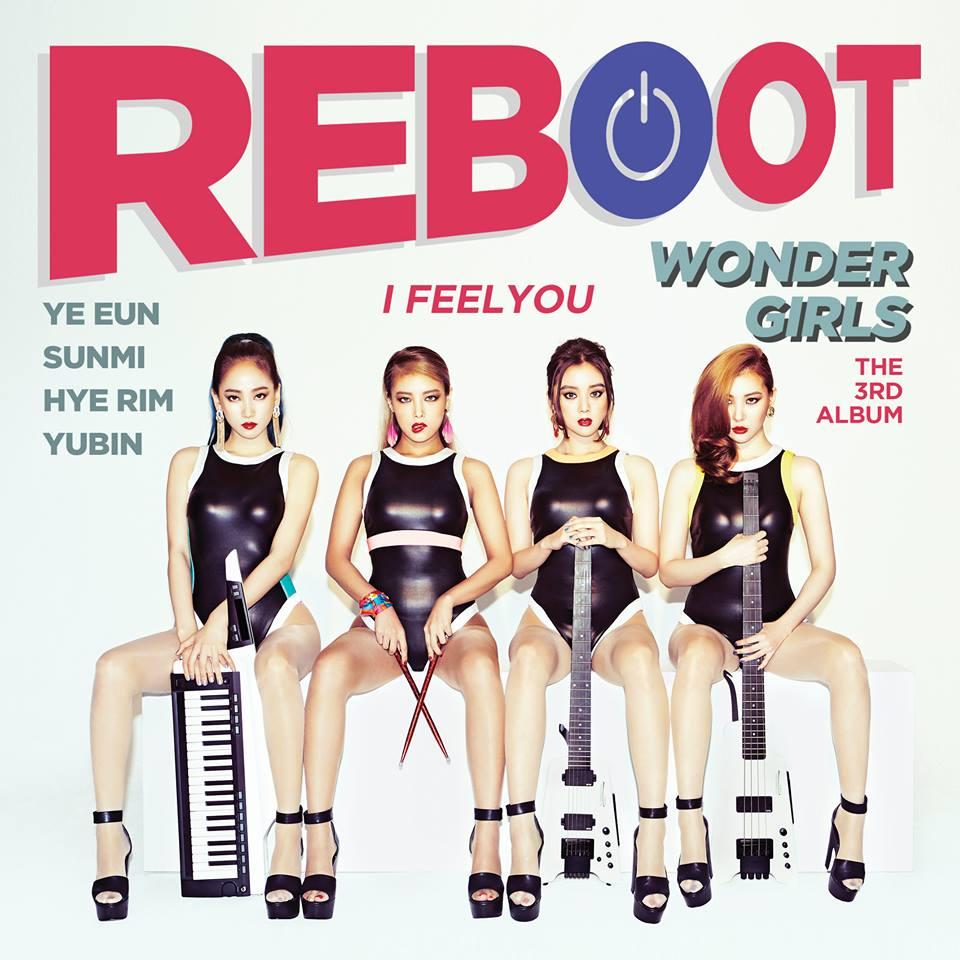 Wonder Girls成員洗牌後,練新的樂器帶給大家耳目一新的感覺!《I Feel You》雖然也是復古味,但是Disco的輕快節奏讓你想跟著跳起來~