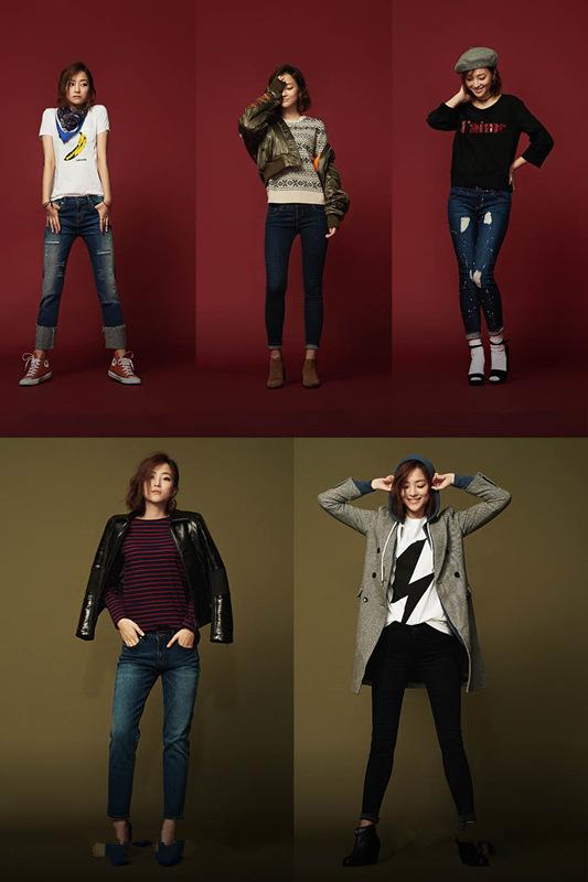 看完了少時的穿搭示範  是不是對今天「人生必擁有的5件牛仔褲」穿搭更有概念了呢? 快拿冬天衣服難乾 來去補齊沒有的5件牛仔褲吧!